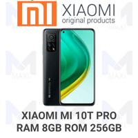 Xiaomi Mi 10t Pro 5G 8/256 Ram 8GB Rom 256GB Garansi Resmi