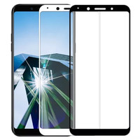 OPPO F5 A39 A57 F1S A83 TEMPERED GLASS ANTI GORES KACA FULL LEM COVER