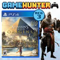 PS4 Assassins Creed Origins Reg 3 / Assassin's Creed Origins - Reg 3