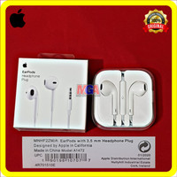 Headset Handsfree Earphone Earpods Iphone 5/5s/6/6s Original APPLE