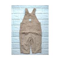 overall werpak baju kodok anak bayi laki branded ori Carter 6-9 bulan