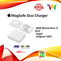 Apple MagSafe Duo Charger Wireless for iPhone 12 AirPods Apple Watch