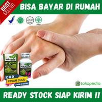 Obat Trigger Finger Herbal - Jari Tangan Kaku Dan Nyeri - Keloreena