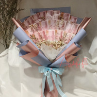 Buket uang asli | bouquet money | khusus medan