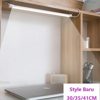 Neon Lampu USB Strip LED Belajar Kerja Rumah Dapur Meja Tabung Panjang - 30cm