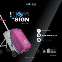Swire Eazy Luggage 811 Ride On Suitcase