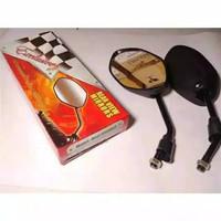 TERLARIS Kaca Spion Motor Honda Beat Vario Spacy Supra Blade