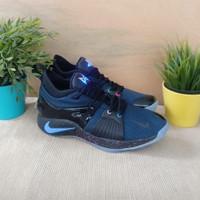 Sepatu Basket Nike PG 2 Playstation Navy Blue