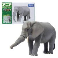 Miniatur Hewan Gajah Takara Tomy Tomica Ania AS-02 Elephant Animal