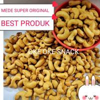 Kacang Mede Super Original Panggang / Roasted Cashew 500 Gram