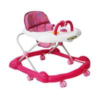 FAMILY Baby Walker FB 136 L Pink Alat Bantu Jalan Bayi