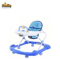 FAMILY Baby Walker FB 136 L Biru Alat Bantu Jalan Bayi