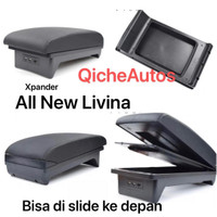 Console Box Xpander / Armrest All New Livina / Arm Rest Expander Hitam