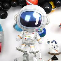 balon foil astronaut / balon astronot robot luar angkasa 1