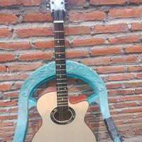 gitar yamaha apx 500 ii castem