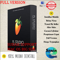 Fl Studio FULL VERSION [MacOS / Mac / Apple]