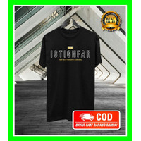 COD/BAYAR TEMPAT Baju Kaos Dakwah Pria Islami Muslim Tauhid Distro A48