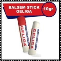 CAP LANG BALSEM STICK GELIGA 10 GR