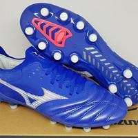 Sepatu Bola Mizuno Morelia Neo 3 Beta Leather Blue