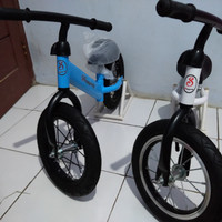 Push Bike Balance Velg Alloy/ Strider / London Taxi Murah