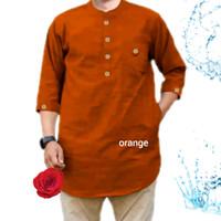 Baju Kemeja Koko Qurta Pria Muslim
