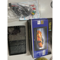 head unit thump Tp 6909 double din android layar 9in