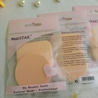 Spon bedak Makeup sponge beauty tools Meiustar
