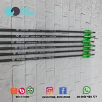 Arrow Pure Carbon Musen 5.6 mm Spine 600 700 800 900 MSTJ-42BS