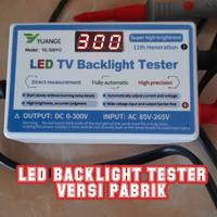 LED BACKLIGHT TESTER TV VERSI PABRIK