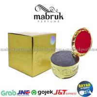 Buhur Bukhur Bakhor Dupa BO Dzahbi Zahabi gold 50gr BANAFA FOR OUD