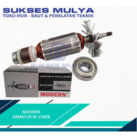 MODERN M-2360 Armatur Angker Mesin Gerinda Armature