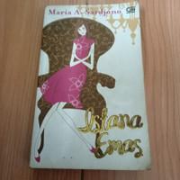 novel istana emas karya maria a sardjono