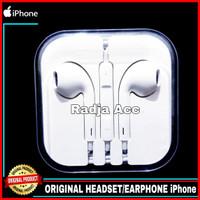 Headset Earphone iPhone 4 4S 4G 3Gs Apple Original 100%
