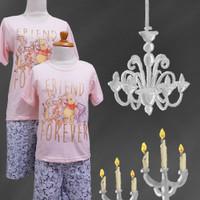 Baju Tidur Anak Perempuan GS (Forever Friend) St. Lgn Pdk Cln Pdk - 6