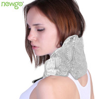 Reusable Ice Pack with Hot Cold Therapeutic Gel Bead Neck Stiff,Injury