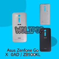 BACKDOOR CASING TUTUP ASUS ZENFONE GO 5 INCH 4G LTE ZB500KL X00AD