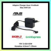 Adaptor Charger Asus VivoBook Max X441UA 19V 3.42A 65W Series