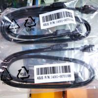 KABEL SATA 3 ASUS ( 6 GBPS ) SATA3 HDD/SSD/DVDROM JEPIT HITAM ORIGINAL