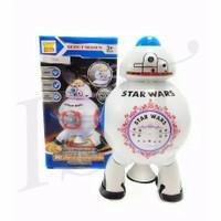 ROBOT STAR WAARS - PHANTOM ROBOT DANCE
