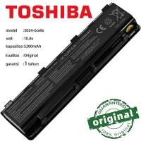 Baterai Laptop Toshiba Satelite 5024 C800 C800D C840 C845 C850 l800d
