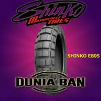 BAN MOTOR BIG BLOCK RING 18 SHINKO E805 UK 120/90-18 TUBELESS