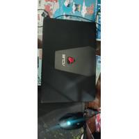 LAPTOP ASUS ROG GL552JX - RAM 16 GB, SSD 256GB LENGKAP [NEGO]