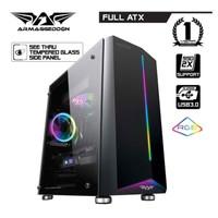 PC RAKITAN Ci7-10700F|M/B B460|16GB|SSD240GB|HDD 1TB|RX 570 4GB|24INCH