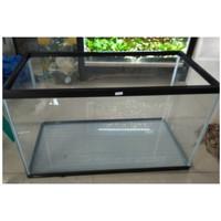 Aquarium Fiber Glass 60cm ( free packing kayu )