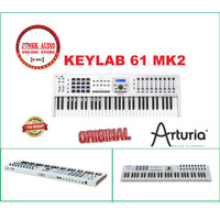 arturia keylab 61mk2 keylab61 mk2 keyboard controller