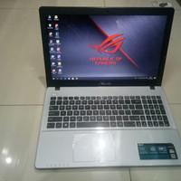 Asus X 550ZE AMD A10 hdd 720GB Ram 4gb