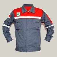wearpack kombinasi kerja werpack safety baju proyek