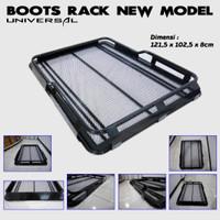Rack bagasi atas mobil merek new BUZZ Rack