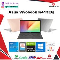 Asus Vivobook K413EQ EB551TS i5 1135G7 8GB 512ssd MX350 W10+OHS 14FHD