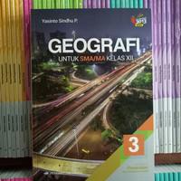 BUKU GEOGRAFI SMA/MA KELAS 12 revisi K13N